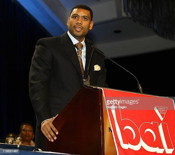 Allan Houston 2007 Dr Leo B Marsh Memorial Award Recipient