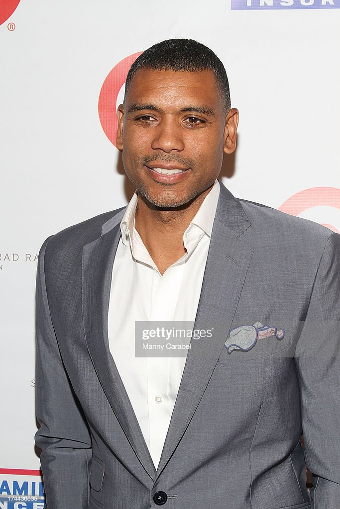<a gi-track='captionPersonalityLinkClicked' href=/galleries/search?phrase=Allan+Houston&family=editorial&specificpeople=202550 ng-click='$event.stopPropagation()'>Allan Houston</a> attends the 3rd Annual New Orleans to New York Benefit Gala at Donna Karen's Stephen Weiss Studio on July 25, 2013 in New York City.
