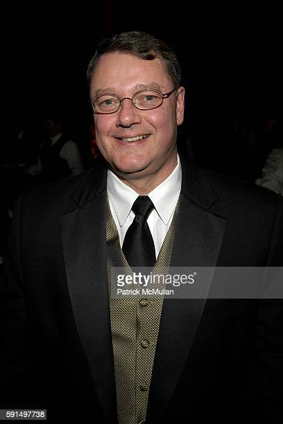 Allan Kinniburgh attends A Night of Jeans and Gems Hosted by the National Hemophilia Foundation at Fashion Institute of Technology Grand Ballroom on...