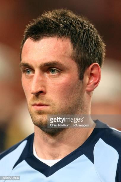 Allan McGregor Scotland goalkeeper