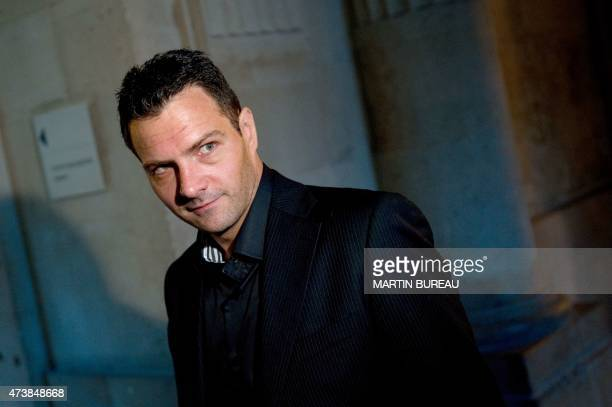 Alleged rogue trader Jerome Kerviel arrives for the third day of his trial at Paris courthouse on June 10 accused of unauthorised deals that cost...