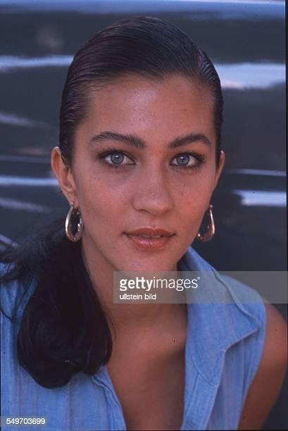 Allegra Curtis 1988 in Hamburg
