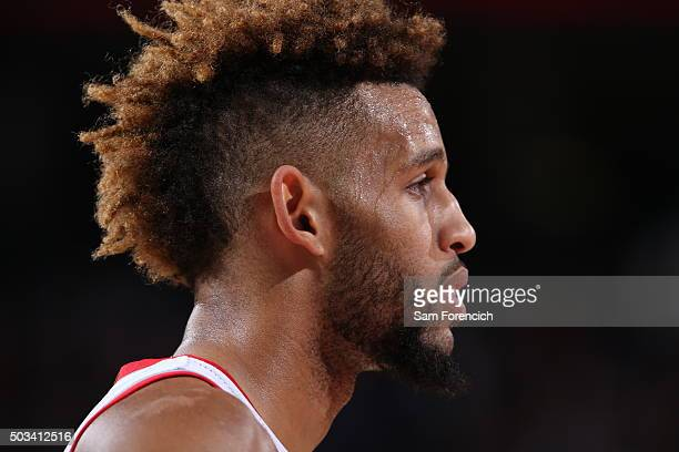 Allen Crabbe of the Portland Trail Blazers during the game against the Memphis Grizzlies on January 4 2016 at Moda Center in Portland Oregon NOTE TO...