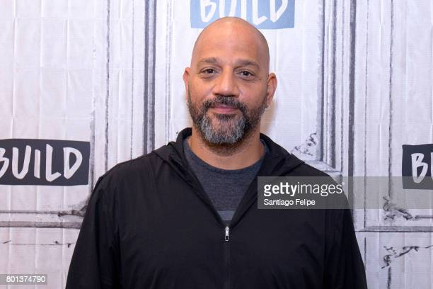 Allen Hughes attends Build Presents to discuss the film 'The Defiant Ones' at Build Studio on June 26 2017 in New York City
