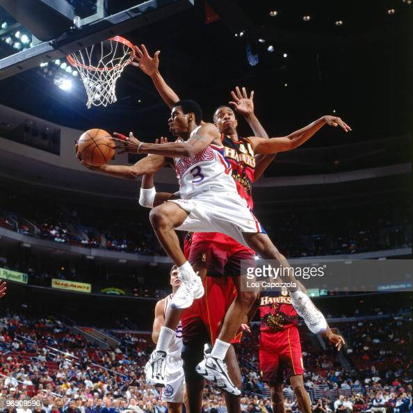 Allen Iverson 1997 Stock Photos And Pictures