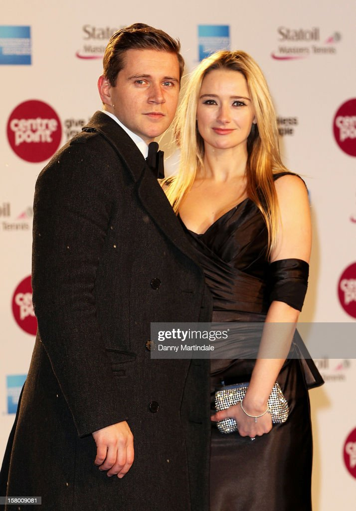 <a gi-track='captionPersonalityLinkClicked' href=/galleries/search?phrase=Allen+Leech&family=editorial&specificpeople=2167022 ng-click='$event.stopPropagation()'>Allen Leech</a> and friend attend the Winter Whites Gala at Royal Albert Hall on December 8, 2012 in London, England.