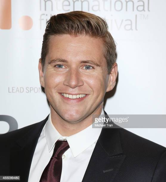 Allen Leech arrives at the premiere of The Imitation Game held during the 2014 Toronto International Film Festival Day 6 held on September 9 2014 in...