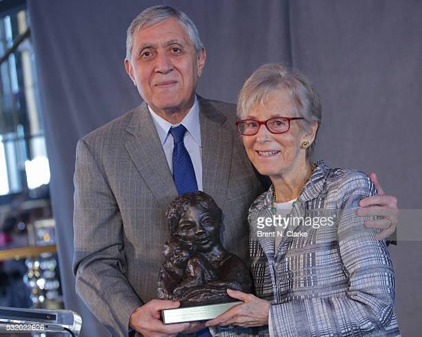 Allen M Spiegel MD and Professor Emerita of Pediatrics at Albert Einstein College of Medicine and The Lizette H Sarnoff Award recipient Ruth L...