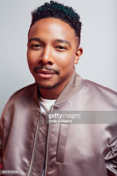 Allen Maldonadol of Turner Networks 'TBS/The Last OG' poses for a portrait during the 2017 Summer Television Critics Association Press Tour at The...