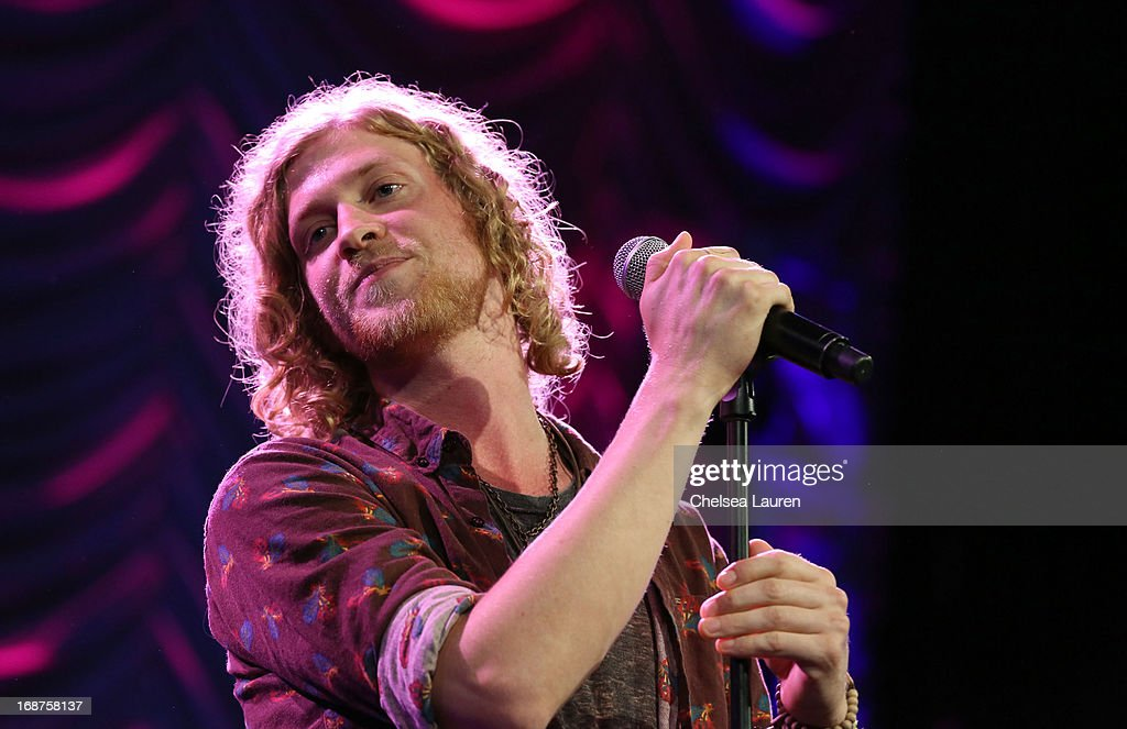 Allen Stone performs at the 2013 BMI Pop Awards at the Beverly Wilshire Four Seasons Hotel on May 14, 2013 in Beverly Hills, California.