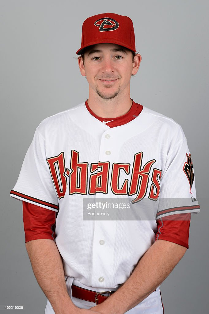 <a gi-track='captionPersonalityLinkClicked' href=/galleries/search?phrase=Allen+Webster&family=editorial&specificpeople=10504749 ng-click='$event.stopPropagation()'>Allen Webster</a> #27 of the Arizona Diamondbacks poses during Photo Day on Sunday, March 1, 2015 at Salt River Fields at Talking Stick in Scottsdale, Arizona.