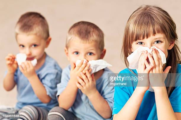 Allergy generation