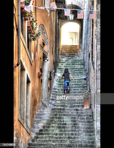 Alley in Braga