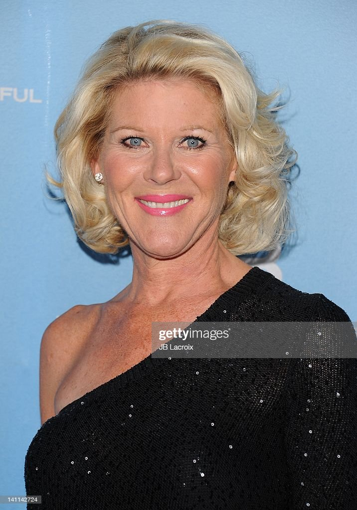 Alley Mills attends the 25th Silver Anniversary party for CBS' 'The Bold And The Beautiful on March 10, 2012 in Los Angeles, California.