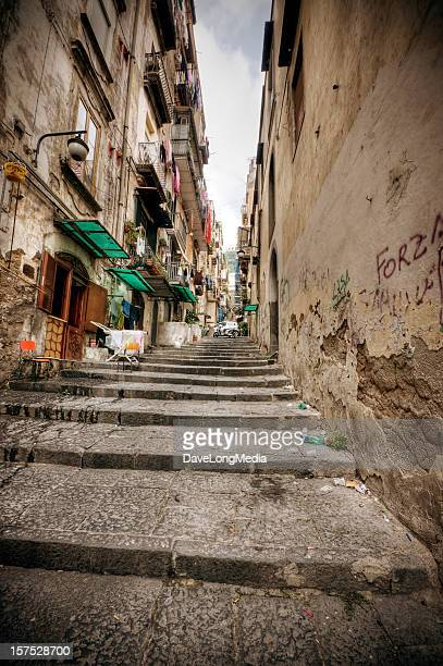 Vicolo di Napoli Italia