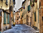 Alleyway, Montepulciano