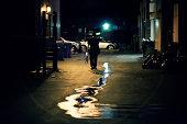 Alleyway Photographer