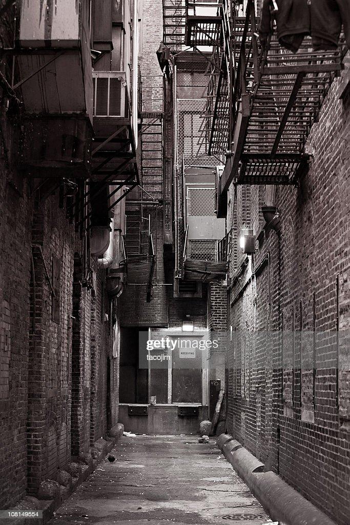Alleyway : Stock Photo