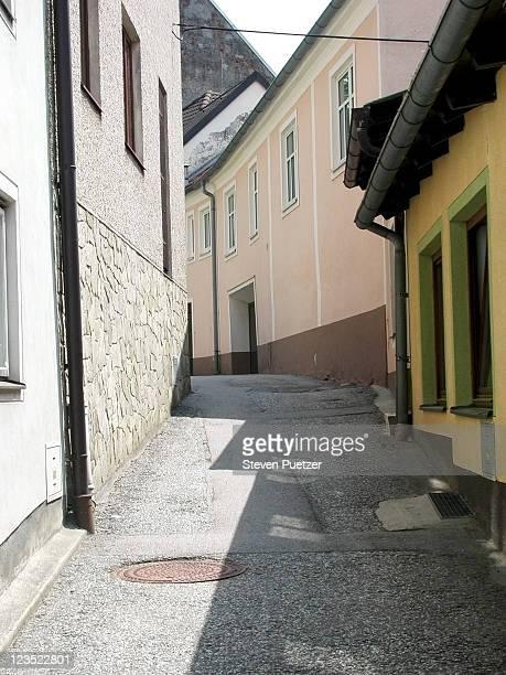 Alleyway, Schrem, Austria