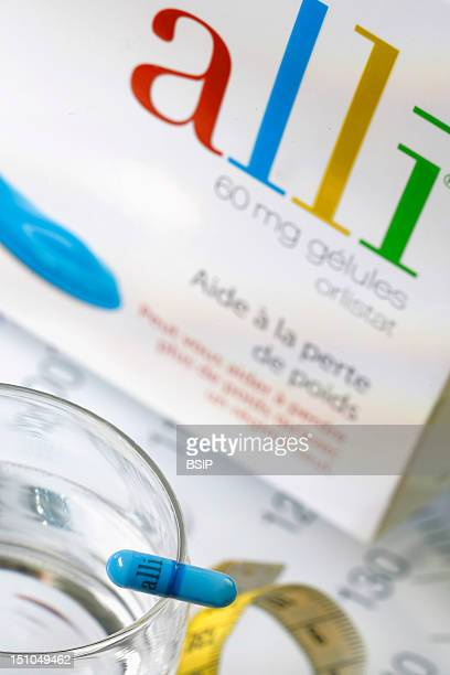 Alli Active Substance Orlistat Pharmacological Class Gastric Lipase Inhibitor Therapeutical Class Drug Against Obesity This Drug Is Recommanded In...