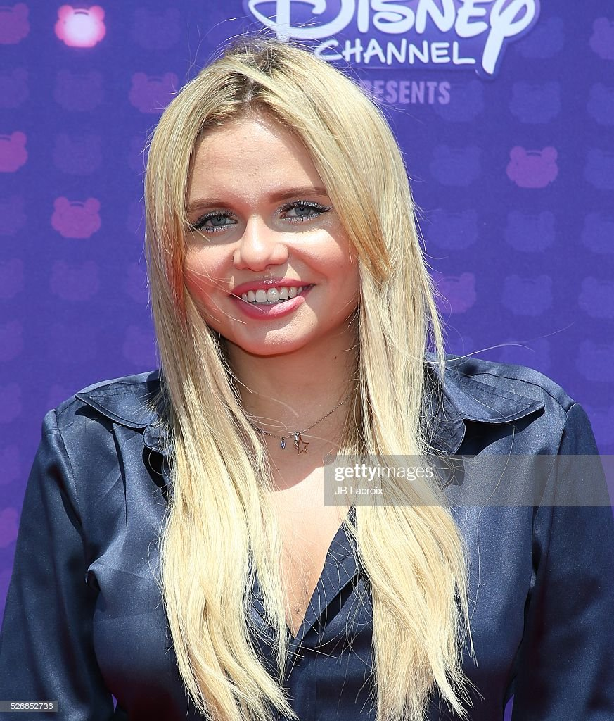 Alli Simpson attends the 2016 Radio Disney Music Awards on April 30, 2016 in Los Angeles, California.