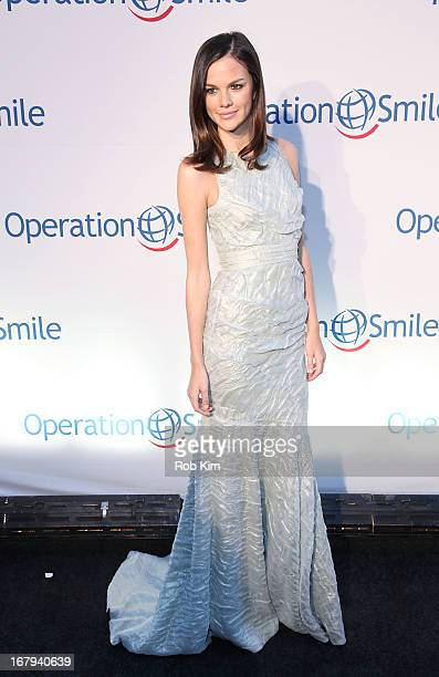Allie Rizzo attends Operation Smile 30th Anniversary Celebration at Cipriani 42nd Street on May 2 2013 in New York City
