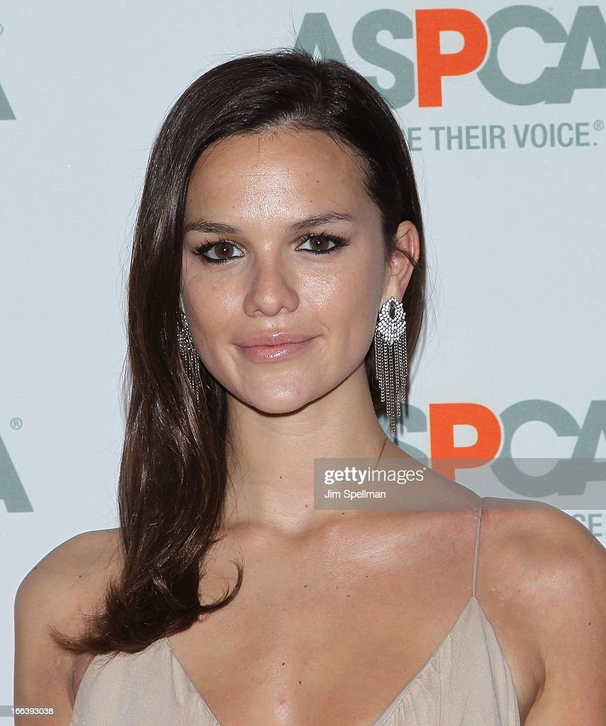 Allie Rizzo attends the 16th Annual ASPCA Bergh Ball at The Plaza Hotel on April 11, 2013 in New York City.