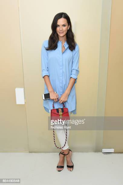 Allie Rizzo attends the MILLY x Laurie Simmons launch party to support Planned Parenthood at Milly Soho on September 26 2017 in New York City