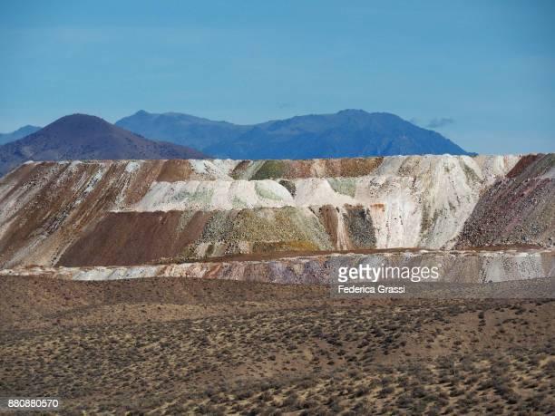 Allied Nevada-Hycroft Mine, Sulphur, Nevada