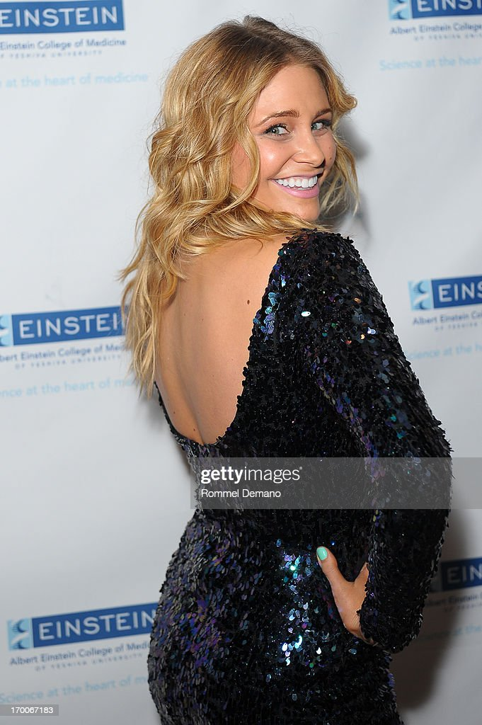 Allison Carter Thomas attends the Einstein Emerging Leaders 2nd Annual Gala at Dream Downtown on June 6, 2013 in New York City.