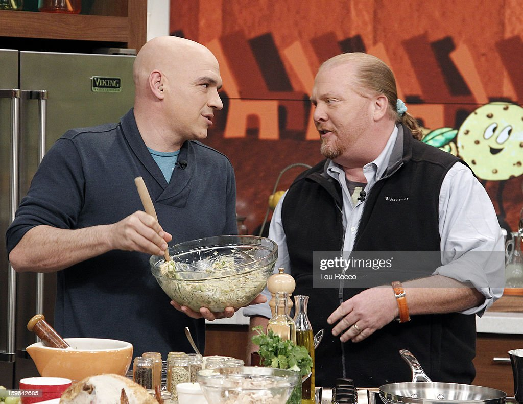 THE CHEW - (1.17.13) - Allison Fishman from Cooking Light Magazine appears today on 'The Chew.' 'The Chew' airs MONDAY - FRIDAY (1-2pm, ET) on the ABC Television Network. BATALI