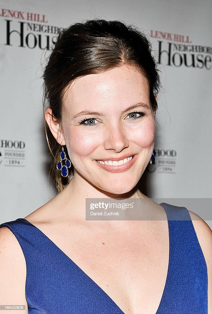 Allison Hennessy attends the Lenox Hill Neighborhood House Spring Gala Benefit at Cipriani 42nd Street on April 3, 2013 in New York City.