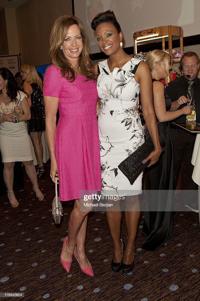 <a gi-track='captionPersonalityLinkClicked' href=/galleries/search?phrase=Allison+Janney&family=editorial&specificpeople=206290 ng-click='$event.stopPropagation()'>Allison Janney</a> and <a gi-track='captionPersonalityLinkClicked' href=/galleries/search?phrase=Aisha+Tyler&family=editorial&specificpeople=202262 ng-click='$event.stopPropagation()'>Aisha Tyler</a> attend Critics' Choice Television Awards VIP Lounge on June 10, 2013 in Los Angeles, California.