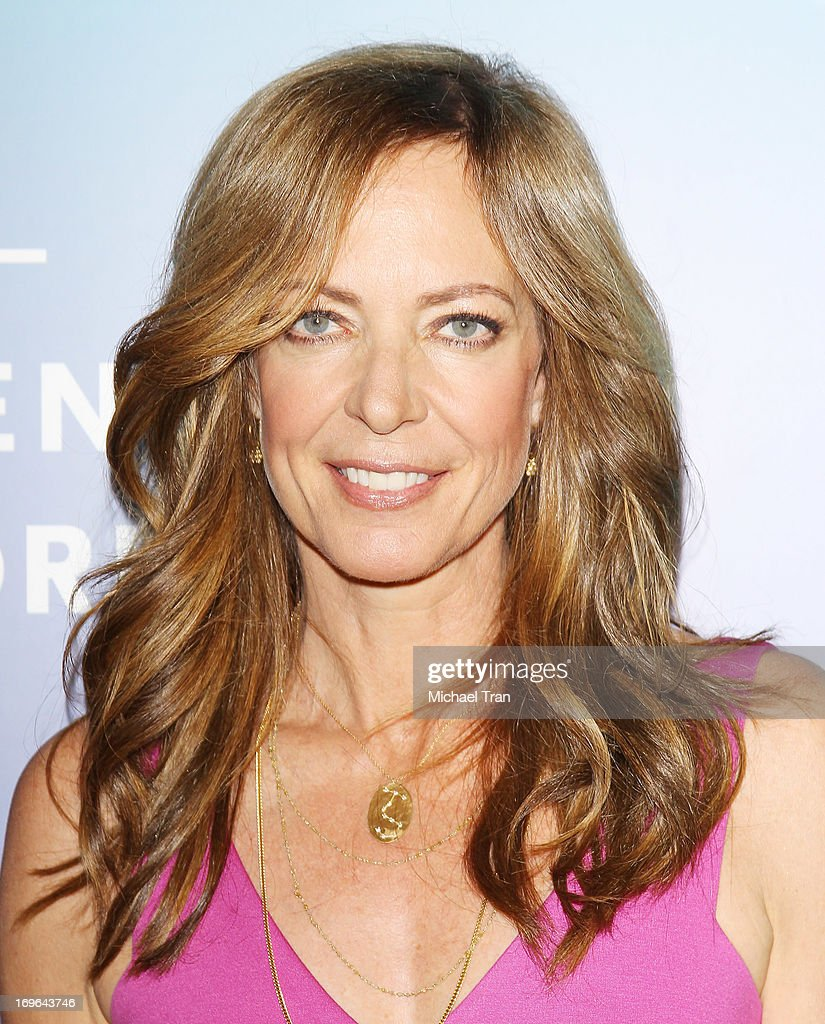 Allison Janney arrives at the United Friends of the Children Brass Ring Awards 2013 held at The Beverly Hilton Hotel on May 29, 2013 in Beverly Hills, California.
