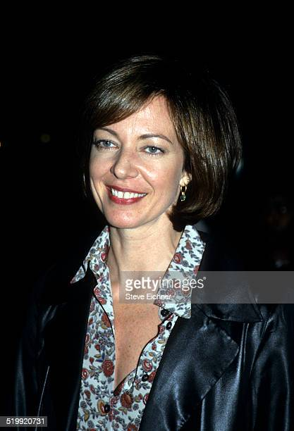 Allison Janney at premiere of 'Stepmom' New York December 15 1998