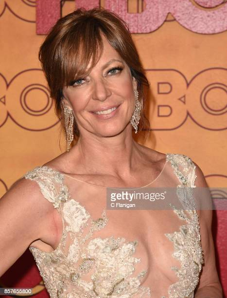 Allison Janney attends HBO's Post Emmy Awards Reception at The Plaza at the Pacific Design Center on September 17 2017 in Los Angeles California
