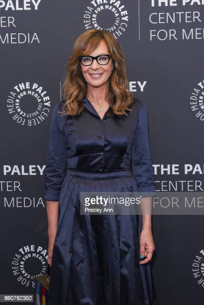 Allison Janney attends Paley Honors in Hollywood A Gala Celebrating Women in Television at Regent Beverly Wilshire Hotel on October 12 2017 in...