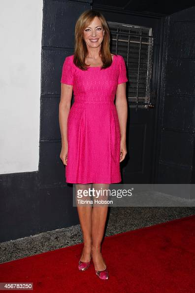 Allison Janney attends the 14th annual 'Les Girls' arrivals at Avalon on October 6 2014 in Hollywood California
