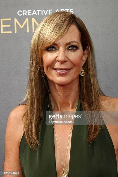 Allison Janney attends the 2016 Creative Arts Emmy Awards held at Microsoft Theater on September 10 2016 in Los Angeles California