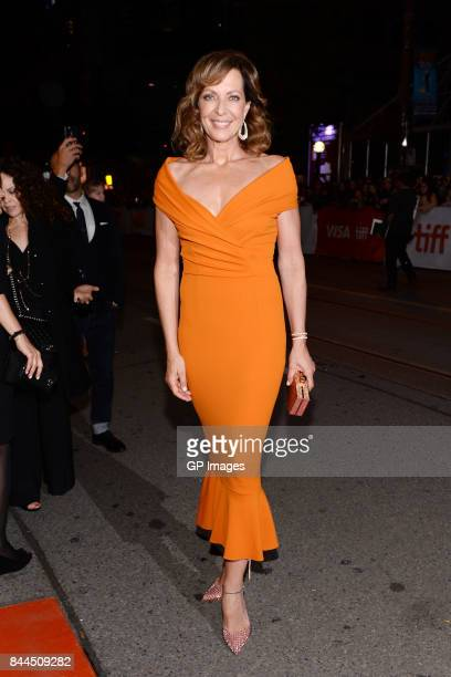 Allison Janney attends the 'I Tonya' premiere during the 2017 Toronto International Film Festival at Princess of Wales Theatre on September 8 2017 in...