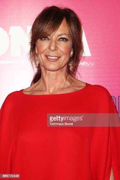 Allison Janney attends the Los Angeles Premiere of 'I Tonya' at the Egyptian Theatre on December 5 2017 in Hollywood California