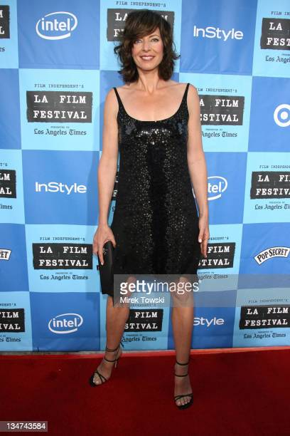 Allison Janney during Film Independent's Los Angeles Film Festival Opening Night 'The Devil Wears Prada' at Mann Village Theatre in Westwood...