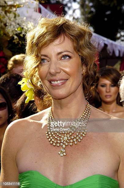 Allison Janney during The 56th Annual Primetime Emmy Awards Arrivals at The Shrine Auditorium in Los Angeles California United States