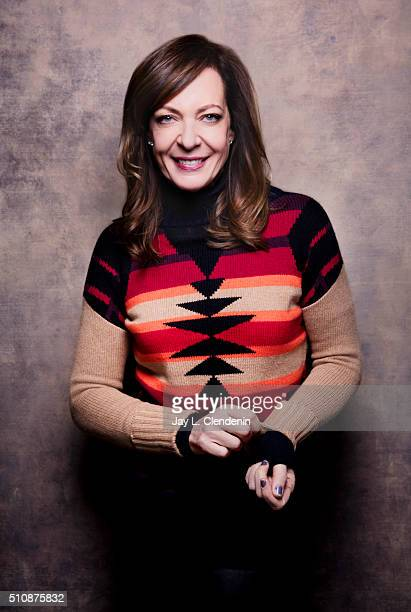 Allison Janney of 'Tallulah' poses for a portrait at the 2016 Sundance Film Festival on January 24 2016 in Park City Utah CREDIT MUST READ Jay L...