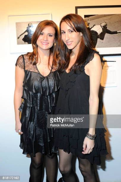Allison Mital and Anna Casillas attend SIXTEENTH ANNUAL ARTWALK NY Benefitting The Coalition For the Homeless at Skylight Studios 275 Hudson Street...