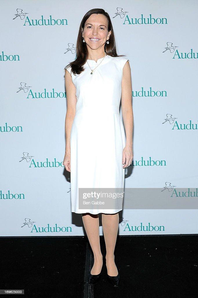 Allison Rockefeller attends The National Audubon Society 10th Anniversary Women in Conservation Luncheon on May 29, 2013 in New York, United States.
