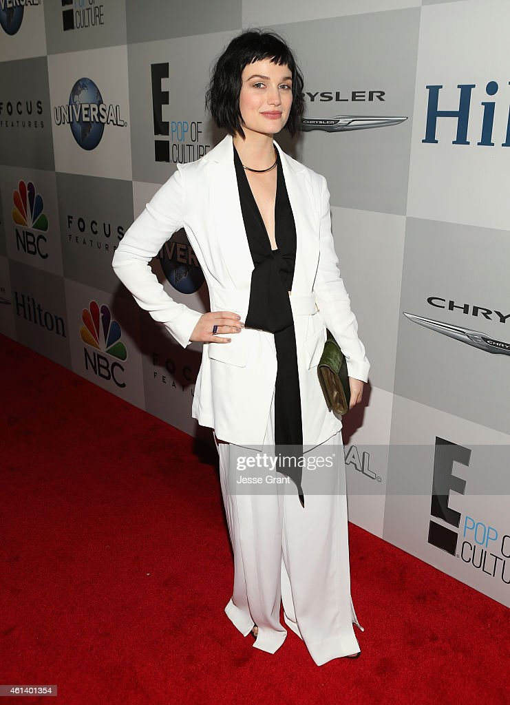 Allison Segal attends Universal, NBC, Focus Features and E! Entertainment 2015 Golden Globe Awards After Party sponsored by Chrysler and Hilton at The Beverly Hilton Hotel on January 11, 2015 in Beverly Hills, California.