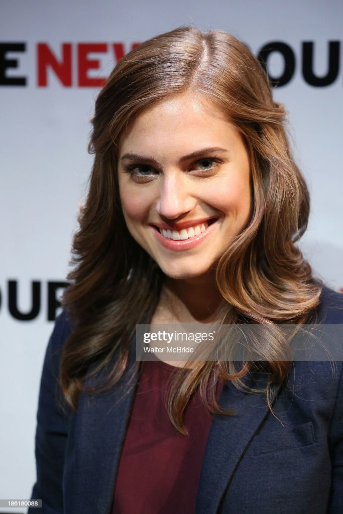 <a gi-track='captionPersonalityLinkClicked' href=/galleries/search?phrase=Allison+Williams+-+Actress&family=editorial&specificpeople=594198 ng-click='$event.stopPropagation()'>Allison Williams</a> attends the 'Crimes Of The Heart' benefit reading for The New Group at Acorn Theatre on October 28, 2013 in New York City.