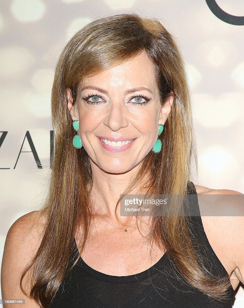 Alllison Janney arrives at the Audi and Altuzarra EMMYs week 2013 kick-off party held at Cecconi's Restaurant on September 15, 2013 in Los Angeles, California.