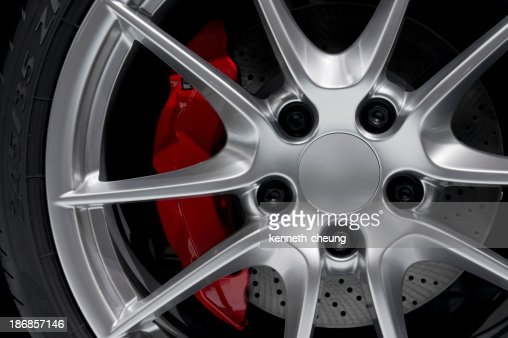 Alloy Rim with Perforated Disc